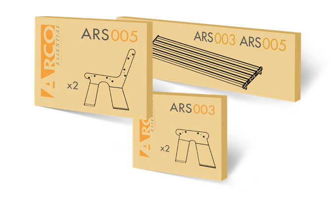ARCO Essential Benches